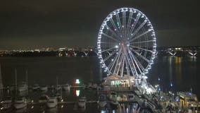 Dozens rescued from Capital Wheel at National Harbor, fire officials say