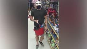 Loudoun County searching for man who allegedly performed sexual act under clothes inside store