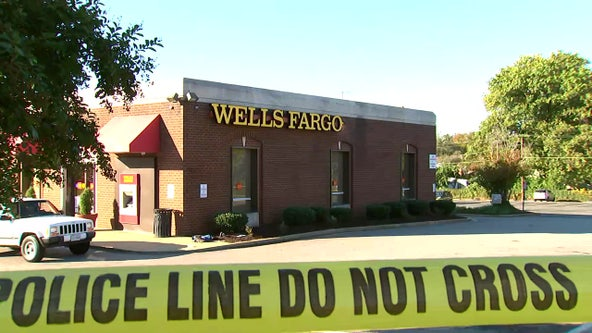 Man shot near bank ATM in Fairfax County; police say to avoid the area