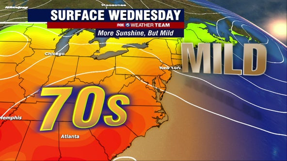 Chilly Wednesday morning with sunshine, warmer air this afternoon