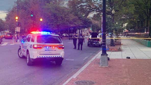 2 shot on Florida Ave in Northwest DC; police on lookout for silver Audi SUV