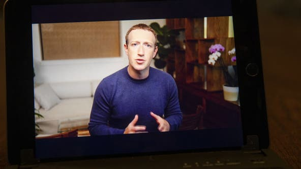 Facebook changes company name to Meta to emphasize its 'metaverse' vision