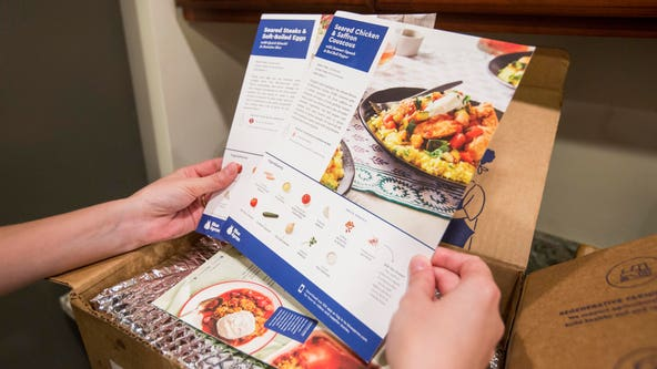 FDA aims to regulate meal prep kits, raw products delivered to homes