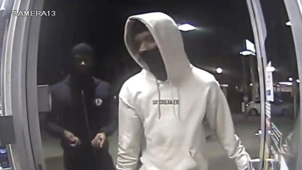 New video shows suspects in downtown Silver Spring shooting, police say