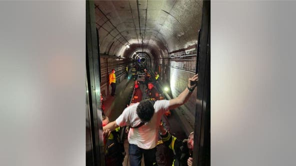 DC metro derailments could indicate problems in other cities' transit systems, NTSB boss says