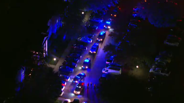 1 person taken to hospital after Annandale shooting; Fairfax County police searching for suspect