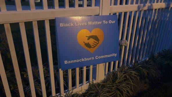 Bethesda family speaks out after Black Lives Matter sign stolen from front yard