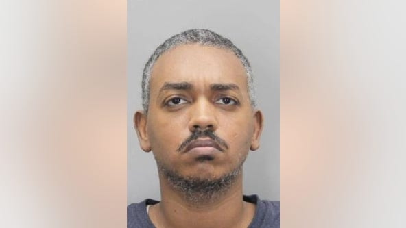 Man charged with sexual battery inside Fairfax County store