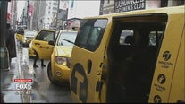 Desperate NYC taxi drivers go on hunger strike