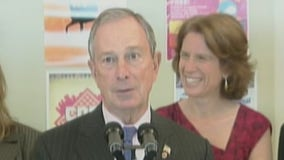 Bloomberg returns to Democratic party