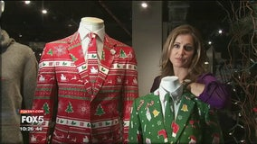 Christmas suit craze