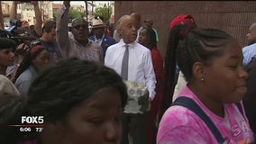 Religious leaders come together to help fight water crisis in Newark