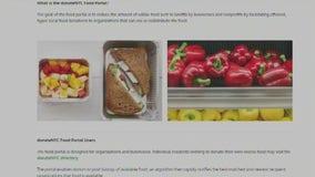Food donation platform