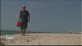 Long Island lifeguard honored