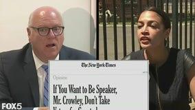 New York Primary: Ocasio Cortez vs. Crowley