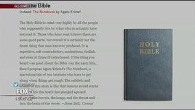 GQ: Skip the Bible