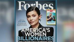 The richest celebrities