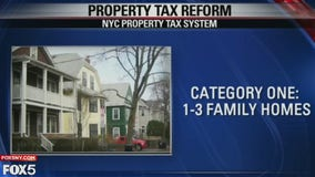 NYC property tax reform