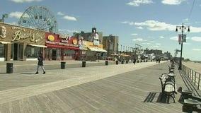 Coney Island Boardwalk landmark status