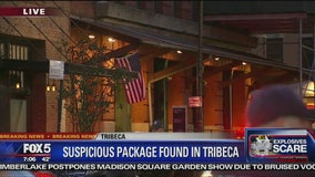 Suspicious package sent to Robert DeNiro