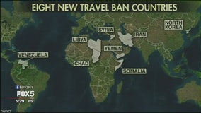 Trump's latest travel ban