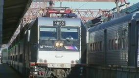 NJ Transit positive train control
