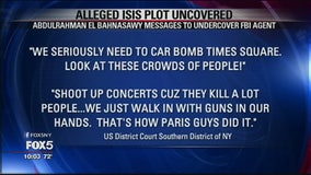 Feds: NYC terror attack stopped