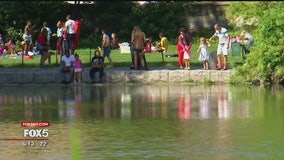 Officials issue warnings after algae blooms in NYC parks