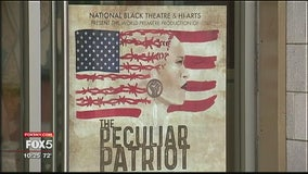 'Peculiar Patriot' one-woman show