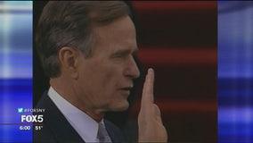 George Bush's legacy