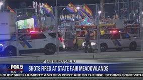 Chaos at Meadowlands Fair