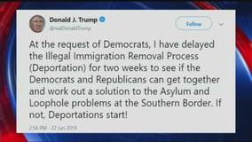 Pelosi vs. Trump on deportations