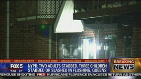 3 infants, 2 adults stabbed at unlicensed day care