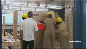 Rikers Island inmates receive job training