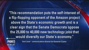 Amazon critic nominated to state board