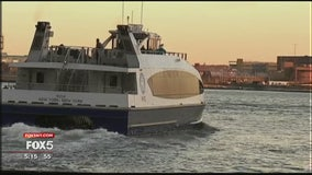 Ferry service affecting rents