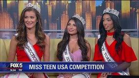 Miss Teen USA from NY, NJ, CT