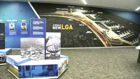 New LGA concourse tour