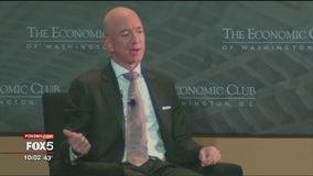 Jeff Bezos blackmailed?