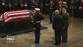 Honoring George '41' Bush