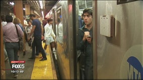 Summer of Hell affecting subways