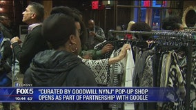 Pop-up shop features trendy items from Goodwill