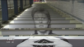David Bowie subway station