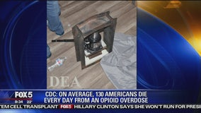 Fentanyl mill bust in suburban NY house