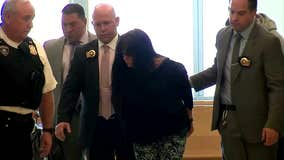 VIDEO: Indicted driver arrives in court