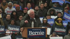 Sanders launches campaign in Brooklyn
