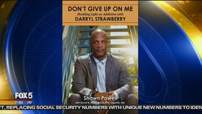 Darryl Strawberry on second chances