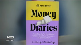 'Money Diaries' become a book