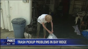Trash Pick Up Problems in Bay Ridge