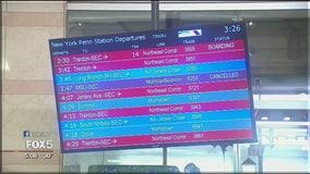 More Penn Station repairs begin